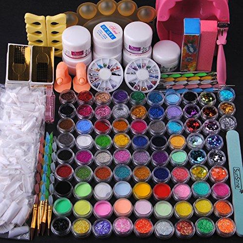 mode-galerie-acrilico-polvo-brillo-cepillo-de-unas-pincel-limas-kit-manicura