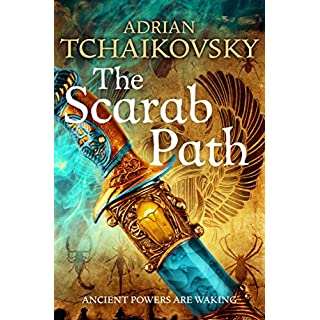 The Scarab Path (Shadows of the Apt Book 5)