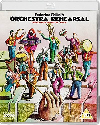 Orchestra Rehearsal [Blu-ray] [UK Import]