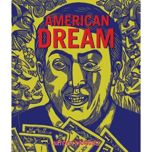 American Dream (Biblioteca De Illustradores Mexicanos)
