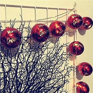 3M 20er LED Ball Lichterketten, Dapei LED Weihnachtsbaum Kupferdraht Lichterkette batteriebetrieben Warmweiß Außen und Innen String Licht für Zimmer Weihnachten Party Hochzeit, als Stimmungslicht