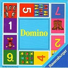 Lernspielzeug Zahlendomino ab 3 Jahre