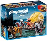 Playmobil 6005 Hawk Knight\'s with Camouflage Wagon