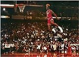 Michael Jordan XXL Poster Slam Dunk Contest (137cm x 99cm) + Ü-Poster