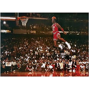 Kobe Bryant Michael Jordan Lebron James Poster Basket-Ball