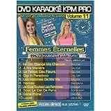 DVD Karaoké KPM Pro Vol.11 Femmes Eternelles