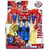 Transformers - Figura Optimus RID, 3 pasos mágicos (Hasbro C0642ES0)