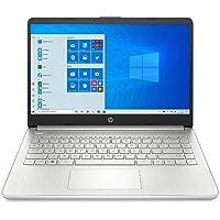 HP 14s-fq0216ng (14 Zoll / HD) Laptop (AMD 3020e dual, 4GB DDR4 RAM, 64GB eMMC, AMD Radeon Grafik, Windows 10, QWERTZ…