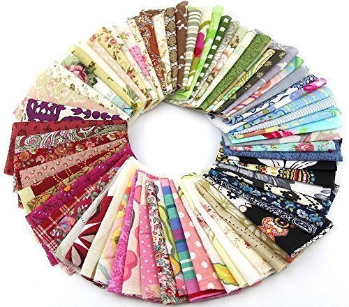 raylinedo-fabric-patchwork-craft-cotton-material-batiks-mixed-squares-bundle-10-x-10cm-50-pack