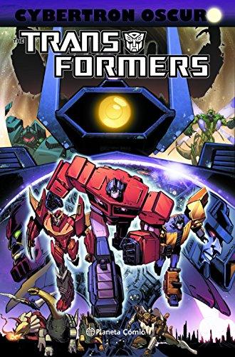 Transformers Cybertron Oscuro por James Roberts
