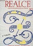 REALCE LETRAS PARA BORDAR A PUNTO DE CRUZ. N°364. 2 EME EDITION