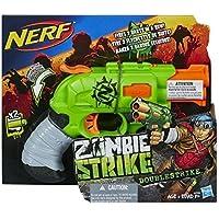 Nerf - A6562Eu40 - Jeu de Plein Air - Zombie Strike - Double Strike