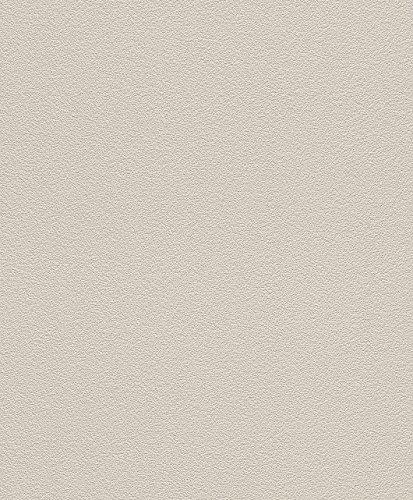 rasch-vliestapete-uni-grau-schwarz-uni-469004-prego