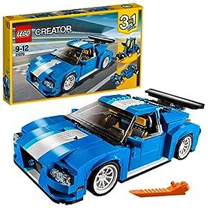 LEGO- Creator Auto da Corsa, Multicolore, Taglia Unica, 31070 8 spesavip