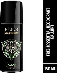 Fresh Essential Perfume Body Spray - Gallant, 150 ml / 100g