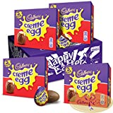 Cadbury Creme Egg 5 Pack 197g (Box of 4, total 20 eggs)