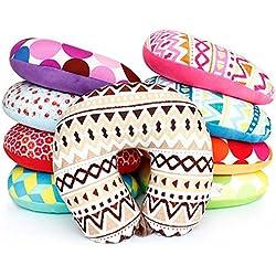 SHOPEE Multicolor Travel Pillow