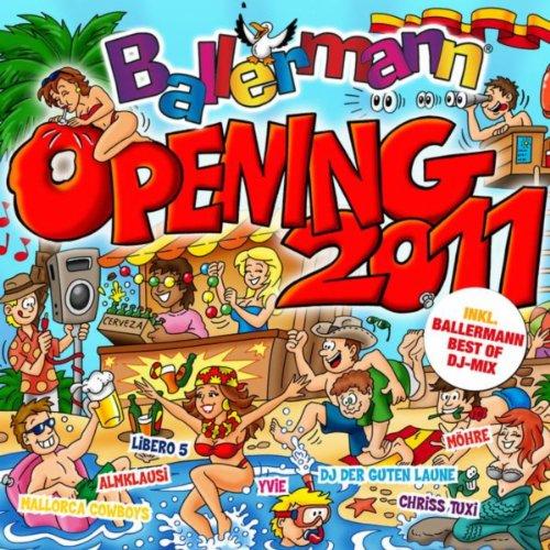 Ballermann Opening 2011