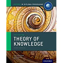 IB Theory of Knowledge Course Book: Oxford IB Diploma Program Course Book by Eileen Dombrowski (2013-05-19)