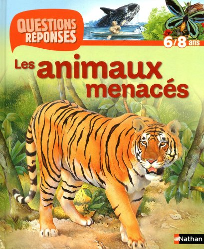 Les animaux menacés par Andrew Charman