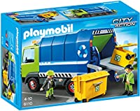 PLAYMOBIL 6110 - Neuer Recycling-Truck