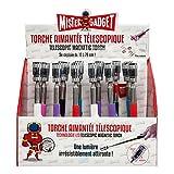 Mister Gadget mg2057Pen Flashlight LED Multicolour Flashlight-Fresnel (Pen...