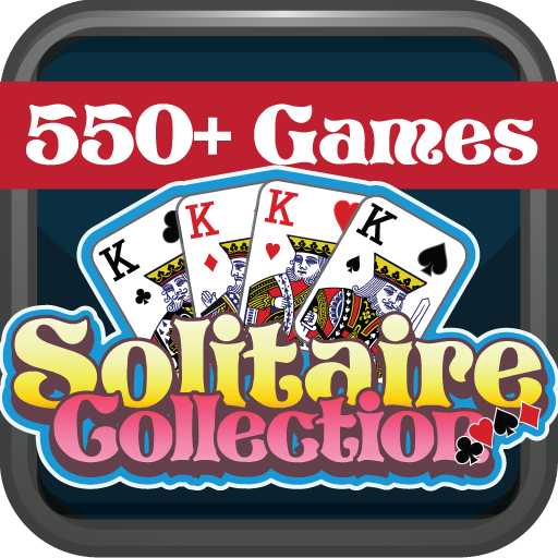550+ Card Games Solitaire Pack (Free Card Games-solitaire)