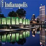 Indianapolis 2018 Calendar
