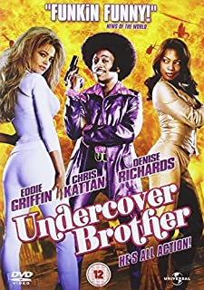 Undercover Brother by Eddie Griffin