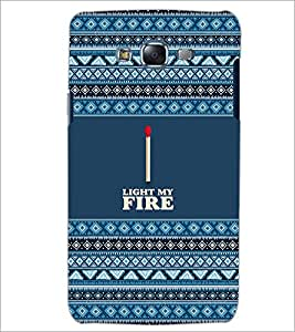 PrintDhaba Quote D-3112 Back Case Cover for SAMSUNG GALAXY ON 5 (Multi-Coloured)