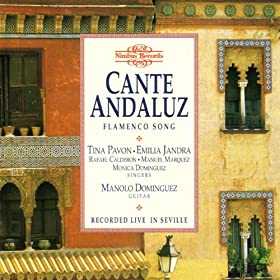 Cante Andaluz - Flamenco Song Recorded Live in Seville