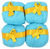 WOA Fashions Wool Hand Knitting Yarn