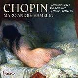"""Afficher """"Berceuse, op. 57, ré bémol majeur ; Piano sonata Nā2, op. 35, si bémol mineur ; Two nocturnes, op. 27..."""""""