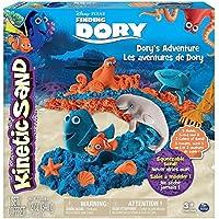 Kinetic Sand 6028360–Playset a la búsqueda de Dory