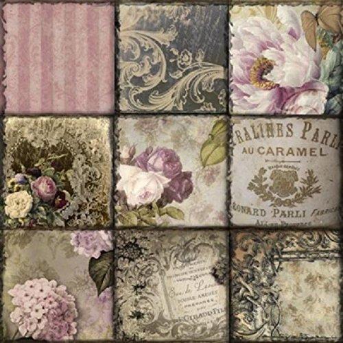 4-x-paper-napkins-vintage-collage-paris-ideal-for-decoupage-napkin-art