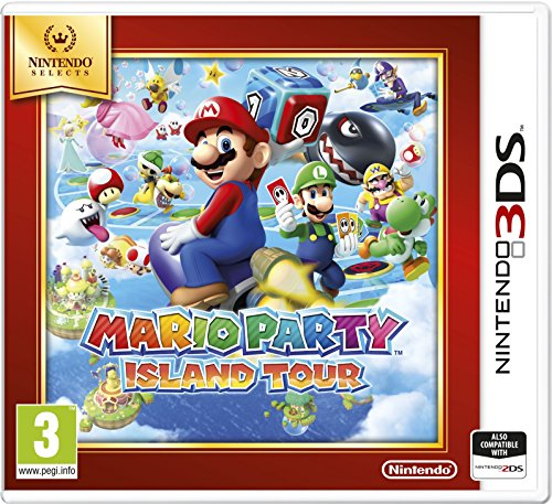 Mario Party: Island Tour - Select (Nintendo 3DS) [UK IMPORT]