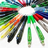 Assorted Clearance Bundle of 120 Branded Pens