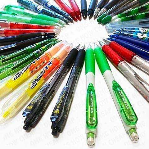 Zebra Pour Tout-petits - Lot de 120 stylos Uni
