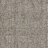 Fabulous Fabrics Mantelstoff Glencheck - beige/braun -