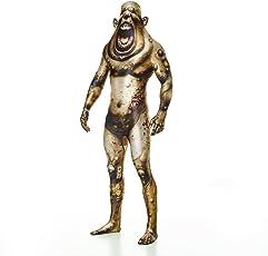 Morphsuits MLBOMX - Boil Monster Erwachsene Kostüme XL 5 Zoll 9 - 6 Zoll 1, 180 cm - 186 cm, XL, Multi