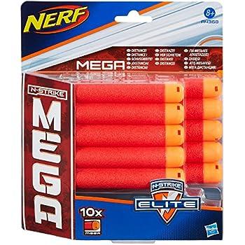Nerf Mega - Ricarica 10 Dardi