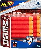 Nerf N-Strike Elite Mega Dart Refill Pack, Pack of 10