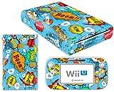 Kit di pelle da il nuovo skins4u Edizione Speciale, Nintendo Wii U Facile da attaccare. L' originale pelle s4utm Collezione. In pochi minuti, potrai dal tuo Wii U Tablet una vera attenzione grabber in velluto. La pelle può essere molto buona per lavo...