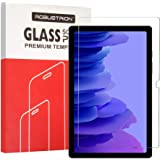 Robustrion [Anti-Scratch] & [Smudge Proof] [Bubble Free] Premium Tempered Glass Screen Protector for Samsung Tab A7 10.4 inch