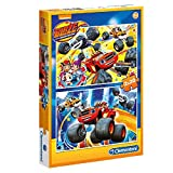 Blaze And The Monster Machine - Puzzle 2 x 20 Piezas (Clementoni 7023)