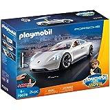 Playmobil The Movie 70078 - Porsche Mission-E di Rex Dasher, dai 6 anni