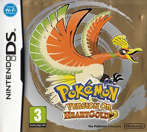 Pokémon : Version Or Heartgold (Nintendo DS)
