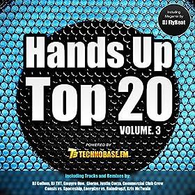 Various Artists-Hands Up Top 20 Vol 3