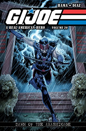 G.I. Joe: A Real American Hero Volume 20 por Larry Hama