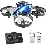 Mini Drone per Bambini RC Giocattolo Quadcopter Regalo per Principianti AT-66 Materiale Plastico ABS di Alta qualità…